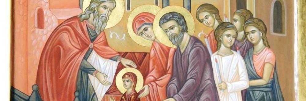 """Parohia Ortodoxă Română ,,Intrarea în Biserică a Maicii Domnului"""" Sint Niklaas"""