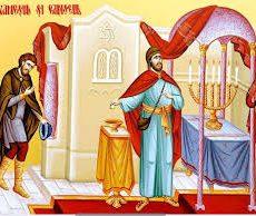 Calendar liturgic ortodox roman 9 Februarie 2020
